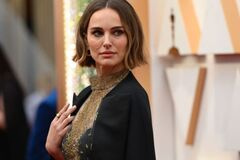Натали Портман смелым нарядом бросила громкий намек на 'Оскаре-2020'. Фото и видео
