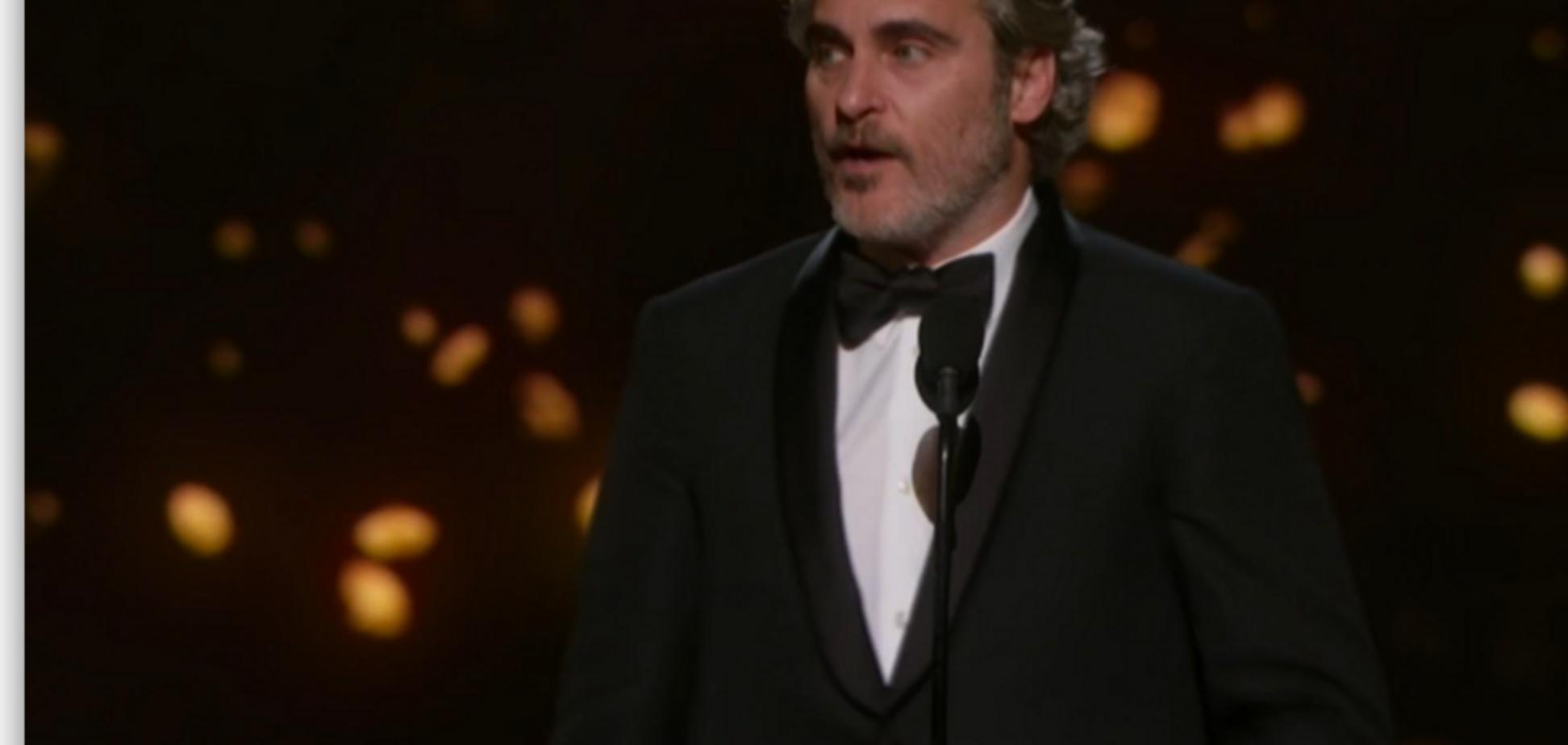 'Оскар-2020': названий найкращий актор року