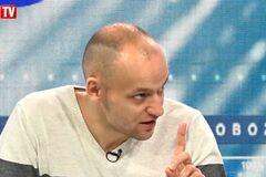 Зеленский напоминает Макрона: политический эксперт о падении рейтинга президента