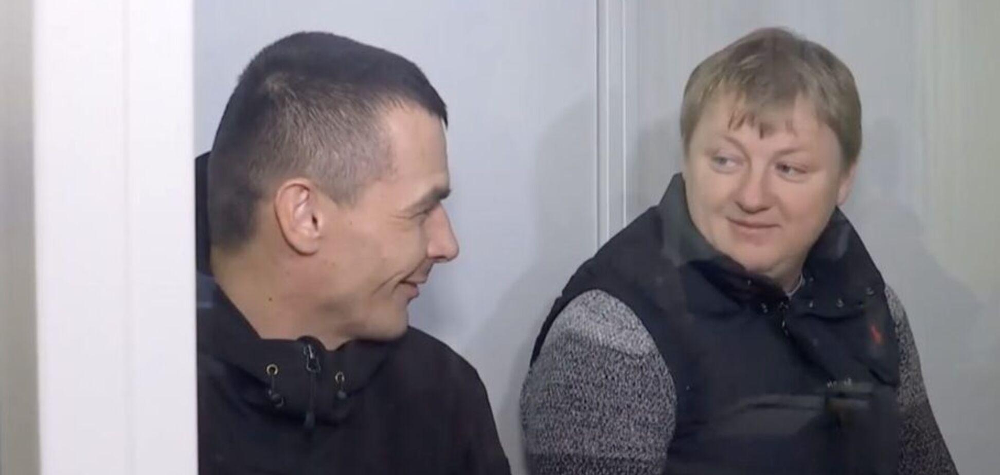 Ігор Смоляр і Євген Дребітко