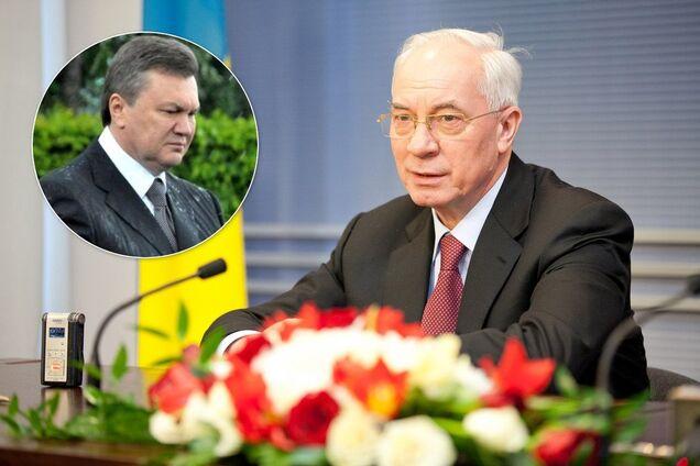 """Санкції для """"сім'ї Януковича"""""""