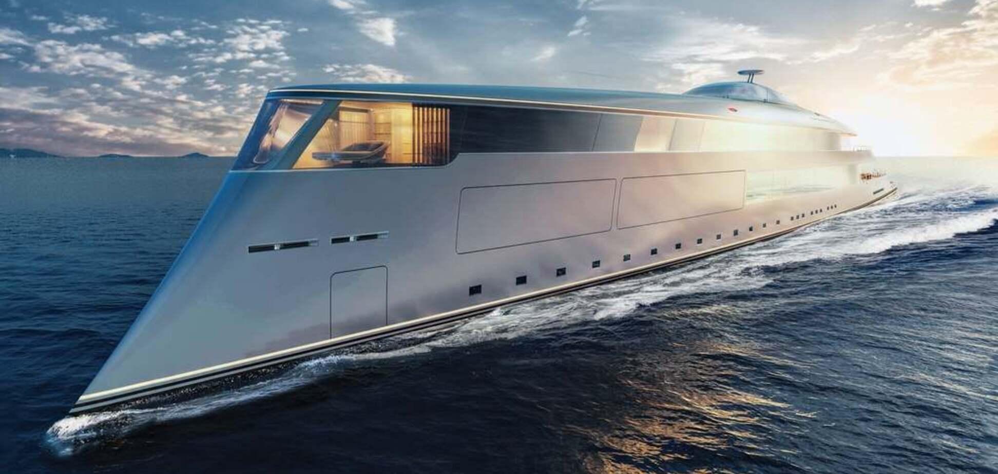 Мільярдер із США стане першим власником водневої супер'яхти