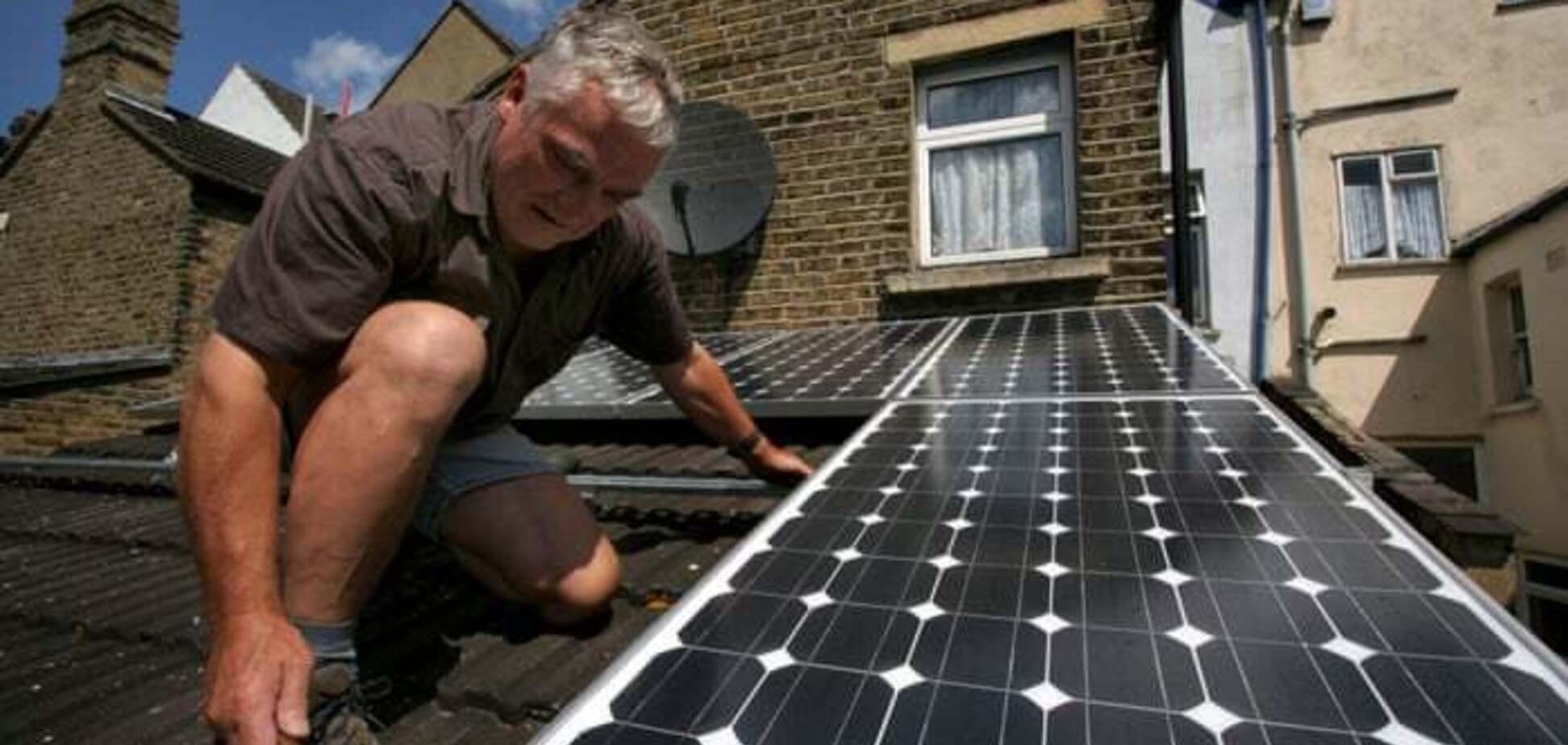 Україна погасила борги за 'зеленим' тарифом за енергію з сонця і вітру