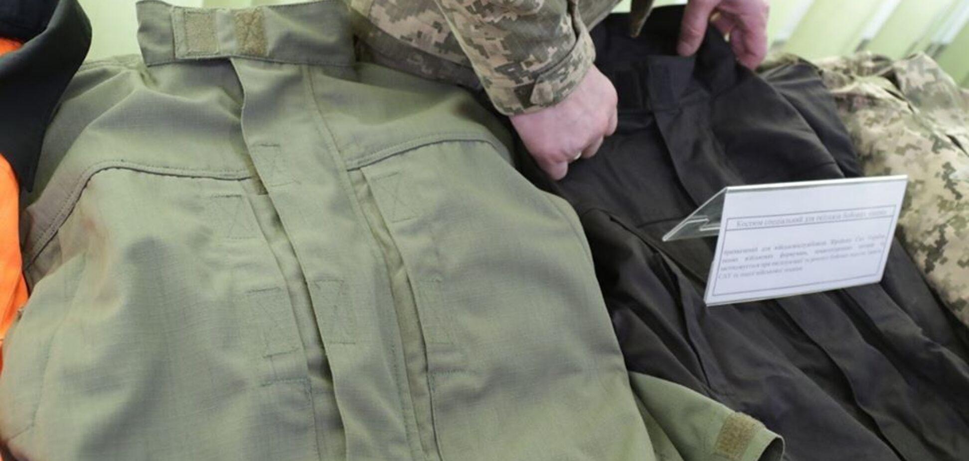 Спецодежда, берцы и кобура: в ВСУ показали новейшее оборудование для военных