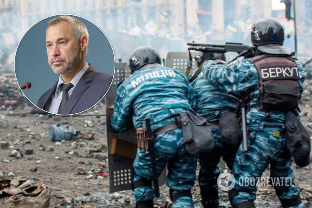 Рябошапка раскрыл судьбу обмененных экс-беркутовцев, которые вернулись в Киев. Иллюстрация