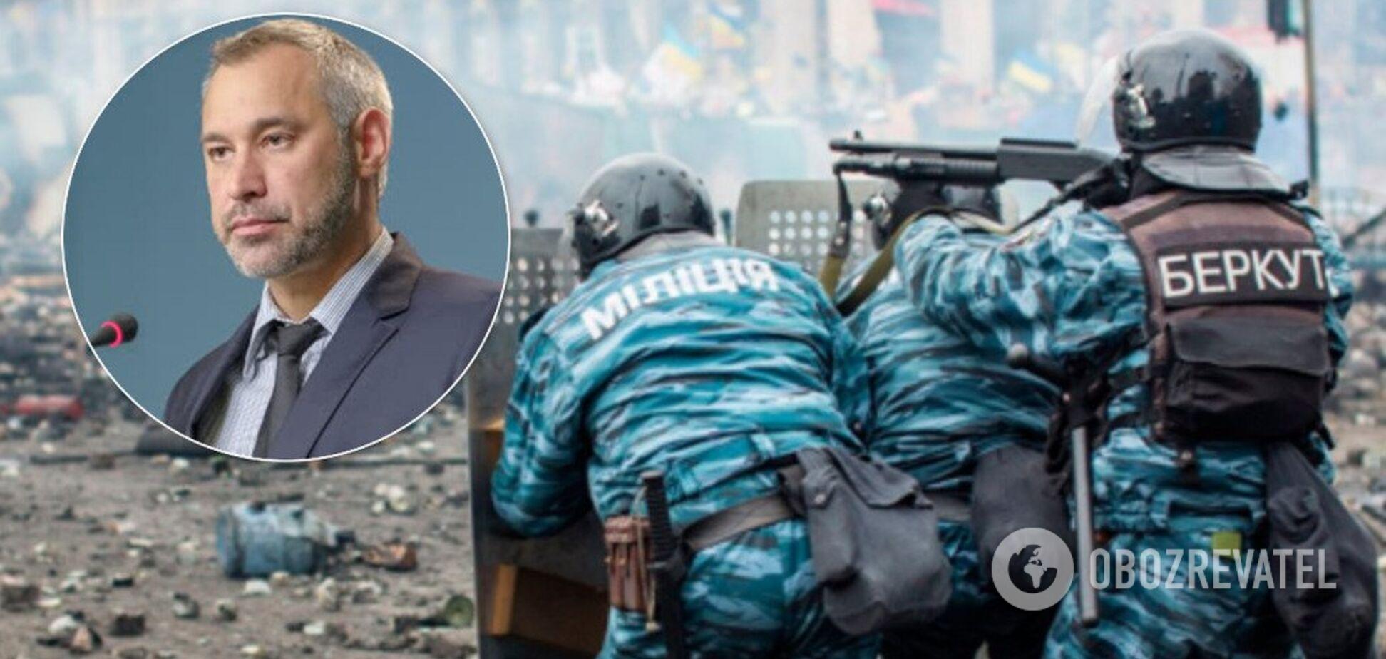 Рябошапка раскрыл судьбу обмененных экс-беркутовцев, которые вернулись в Киев