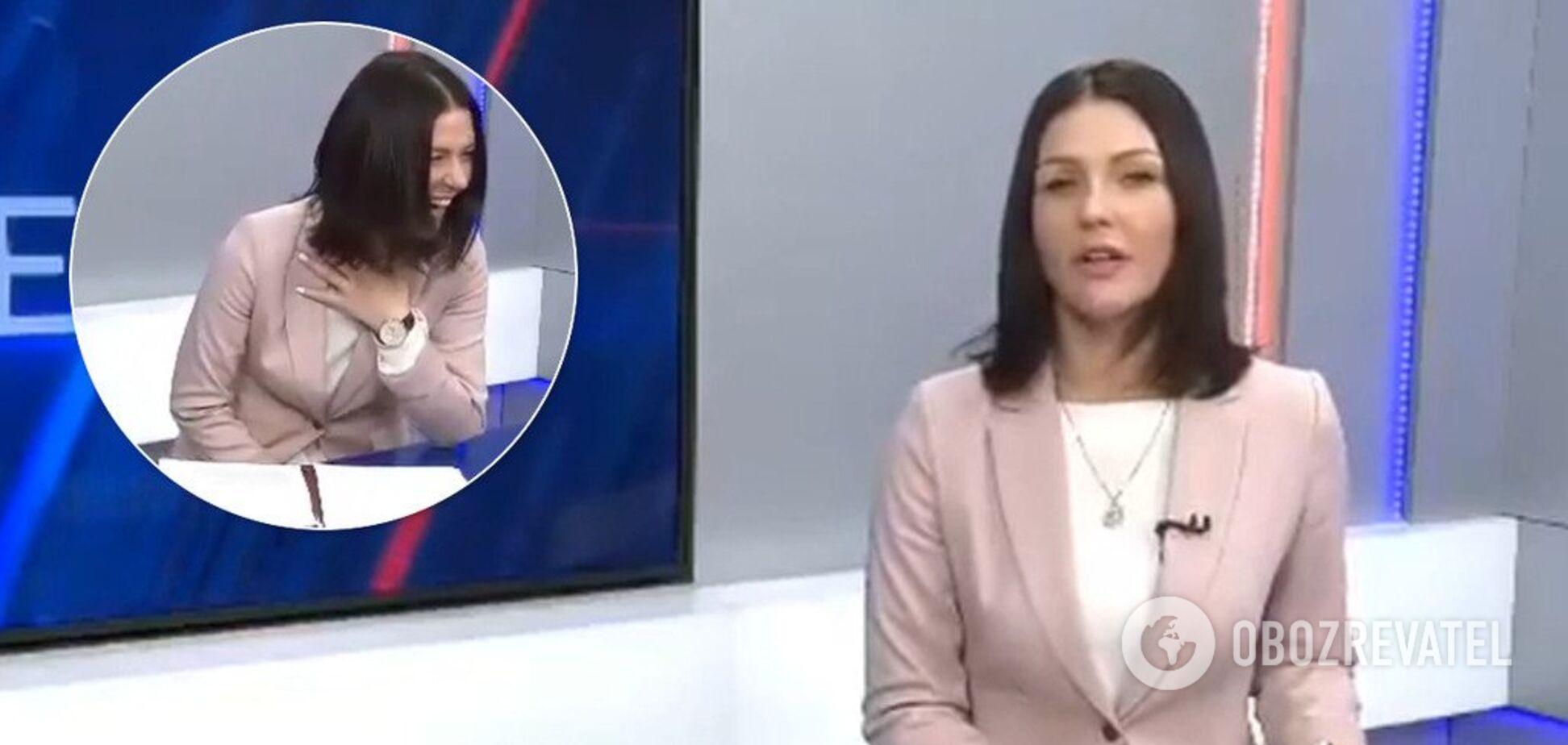 Высмеяла льготников: руководство росСМИ удивило реакцией на скандал с хохочущей ведущей