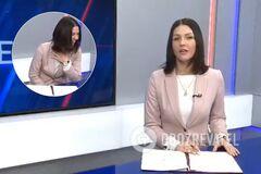 Висміяла пільговиків: керівництво росЗМІ здивувало реакцією на скандал із ведучою-реготункою