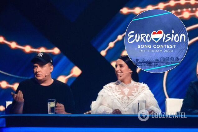 Андрій Данилко запропонував змінити формат Нацвідбору на Євробачення