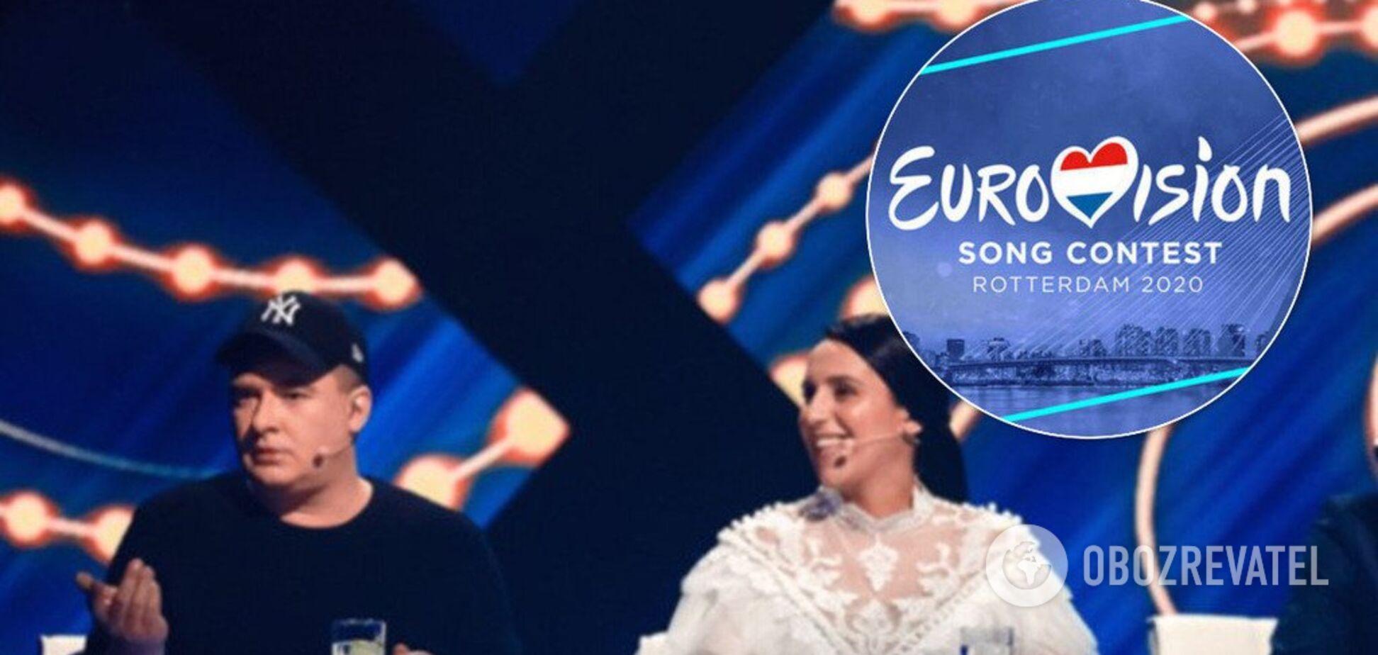 Данилко запропонував змінити формат Нацвідбору на Євробачення