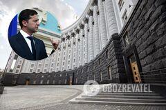 Стало известно, кого из министров может уволить Зеленский – СМИ