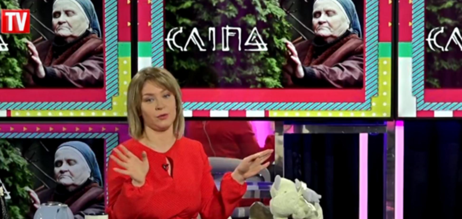Плохие новости: украинское телевидение опять штормит