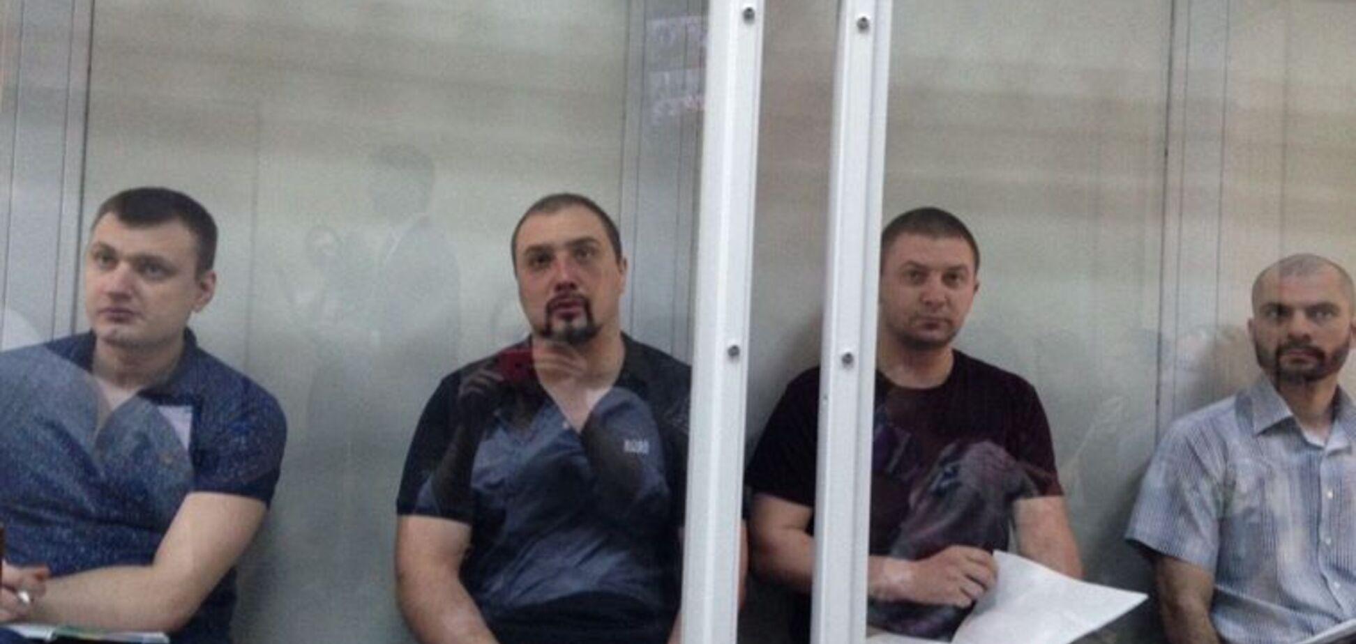 Обміняні беркутівці повернулися до Києва: справи Майдану у кризі