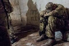 Пытки в 'ДНР': привязали скотчем к столу, к гениталиям прикрутили провода