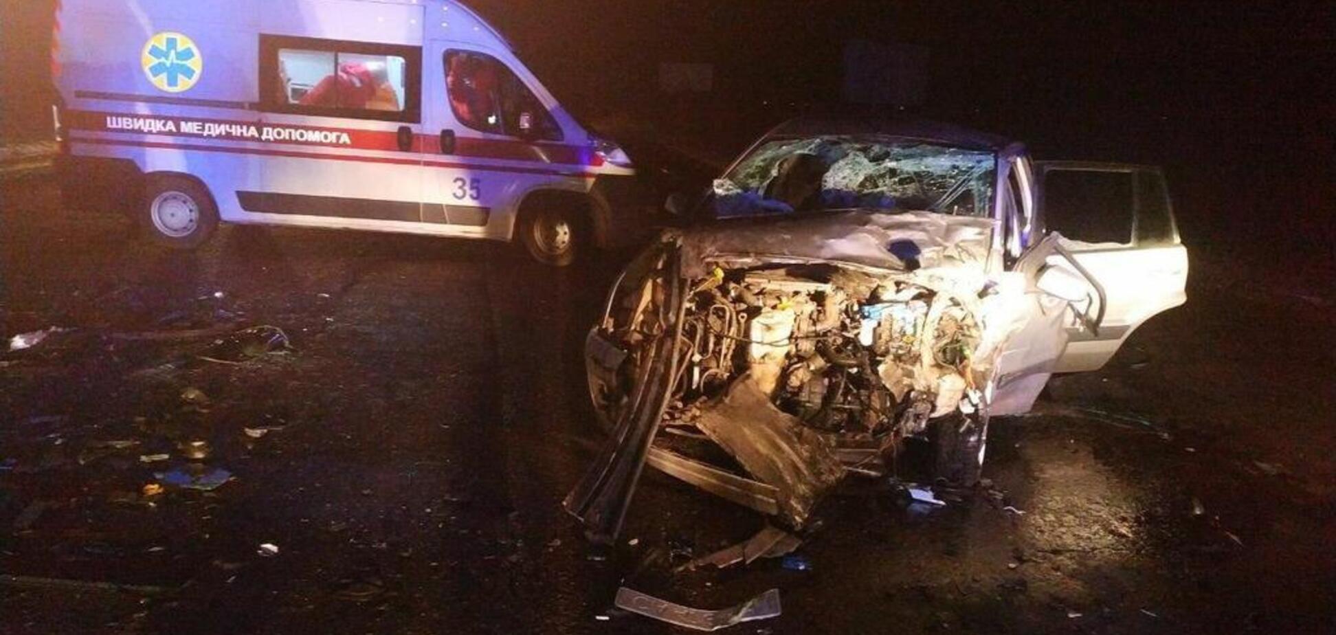 Смертельное столкновение: возле аэропорта в Черкассах произошла жуткая авария
