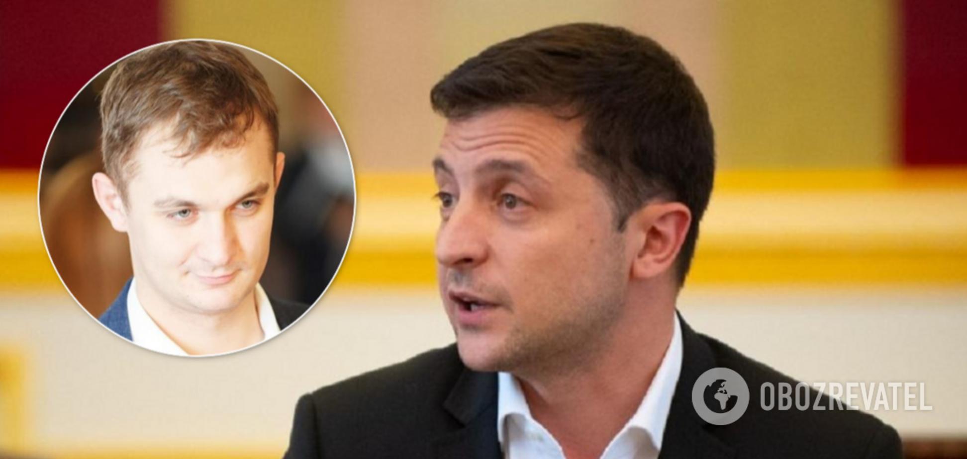 Зеленський вперше прокоментував 'собачий скандал' із Брагарем