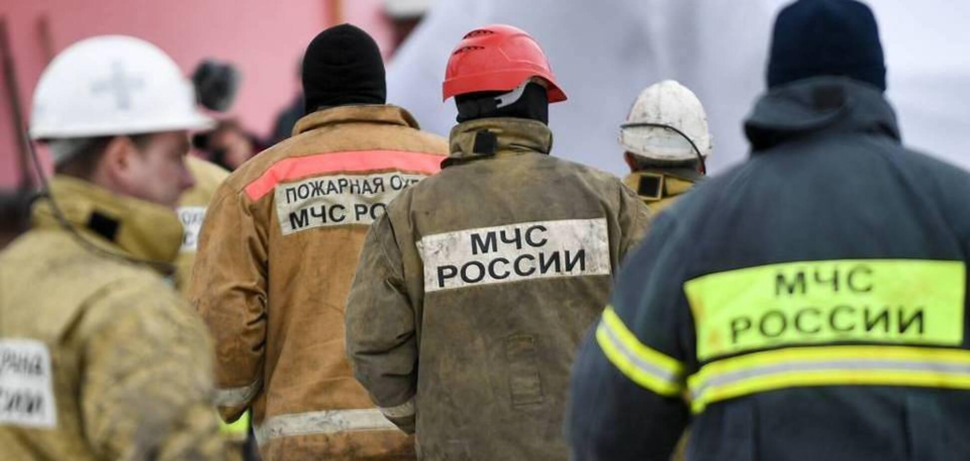 У Новосибірську обвалився дах кафе
