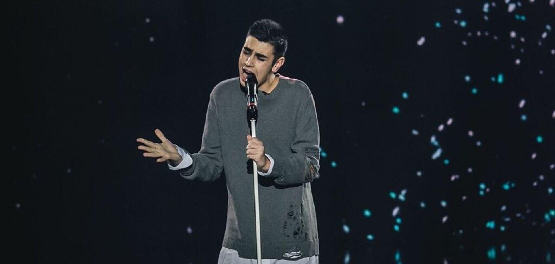 'Повинен звучати на Євробаченні': 16-річний учасник 'Голос країни' підкорив суддів співом