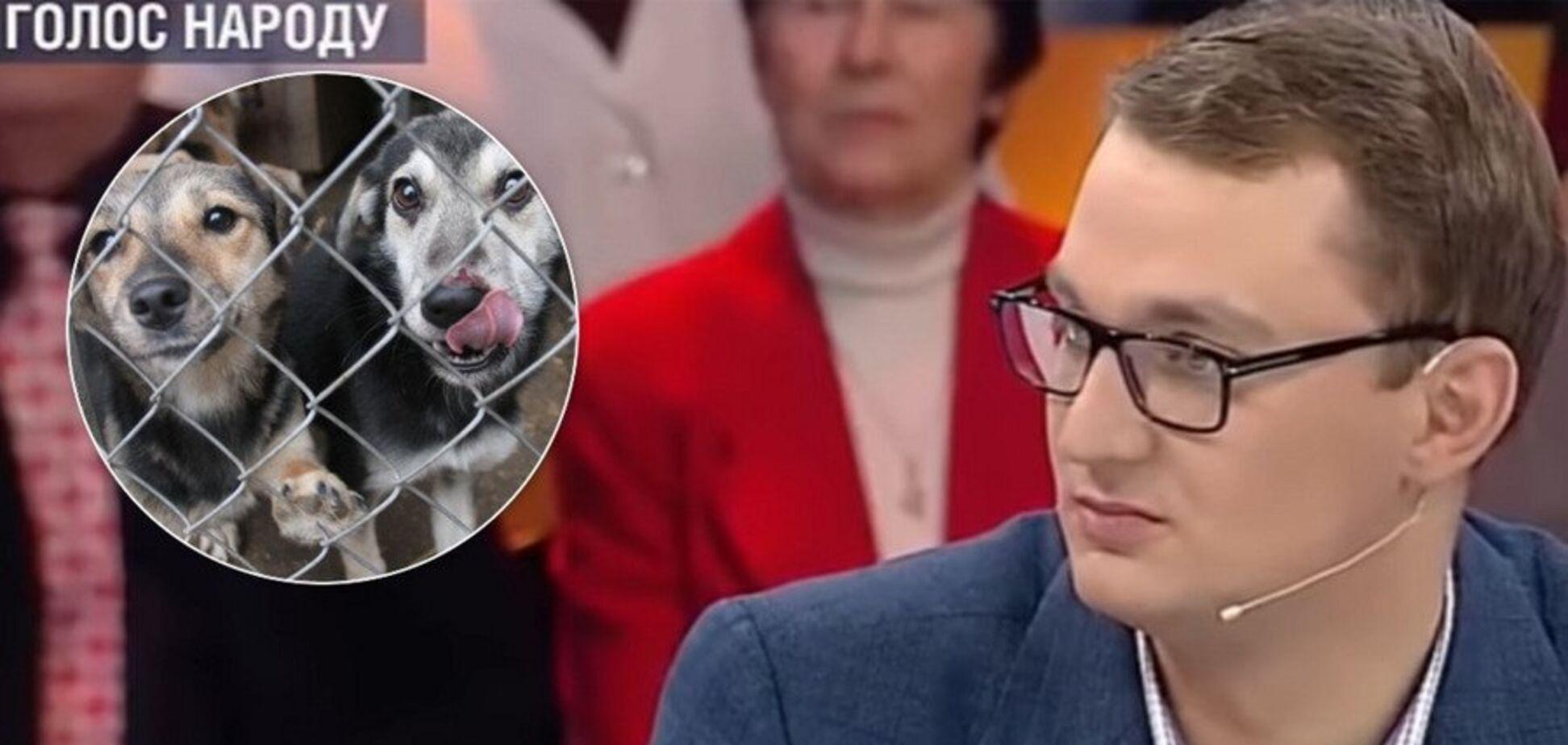 Як 'слуга' Брагар оскандалився заявою про собак