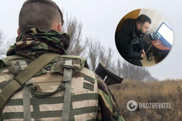 На Житомирщине задержали экс-пограничника, который дезертировал в РФ