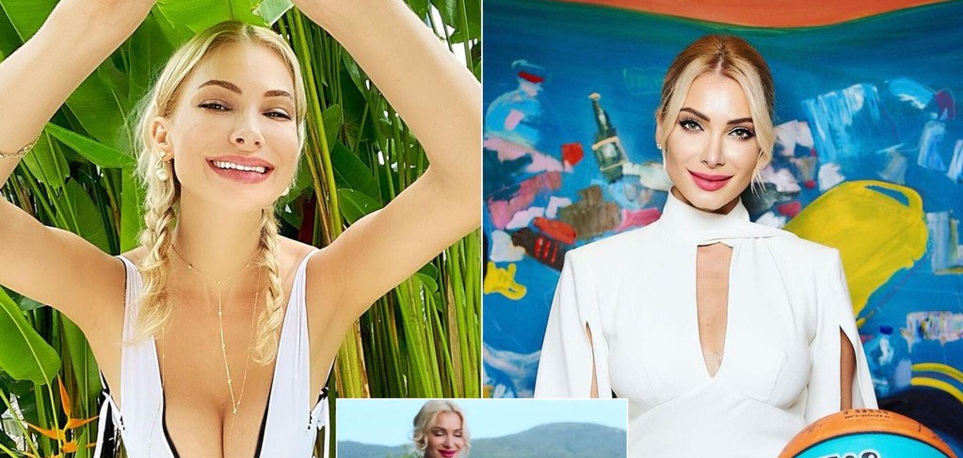 Сексуальная невеста игрока сборной Украины очаровала сеть