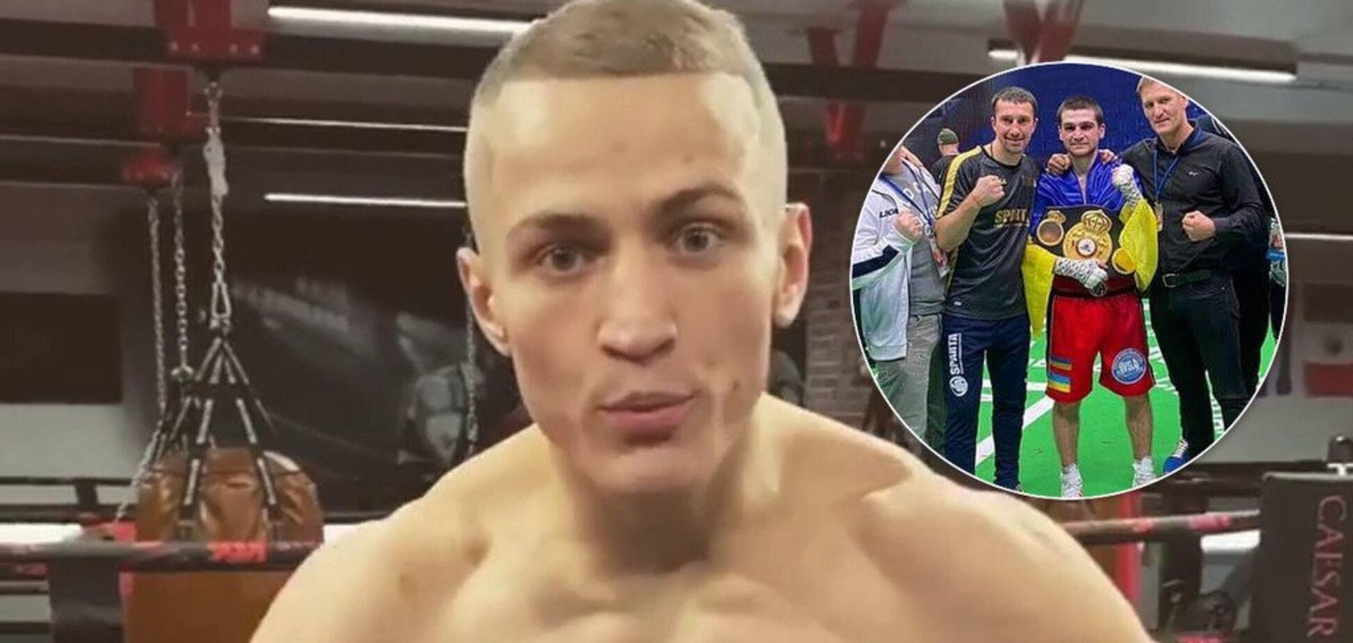 Непобедимый российский боксер был избит украинцем за понты перед боем