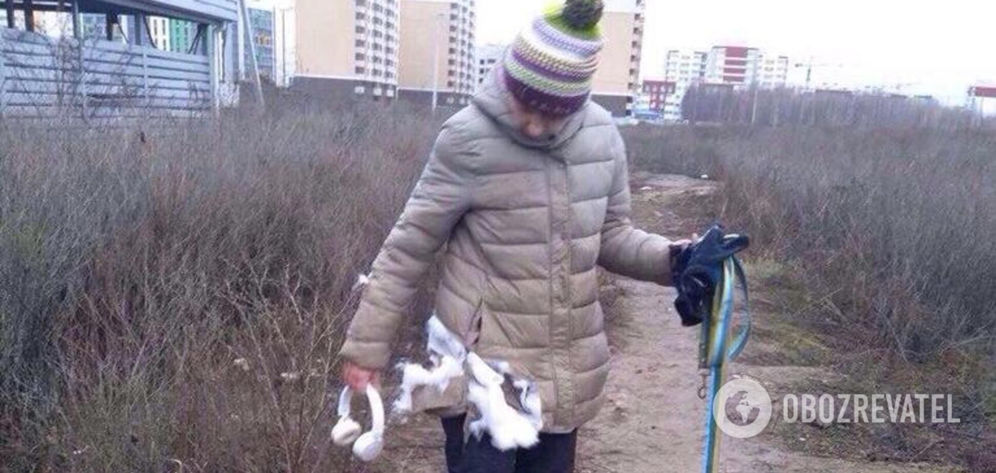Під Києвом жінок покусали собаки