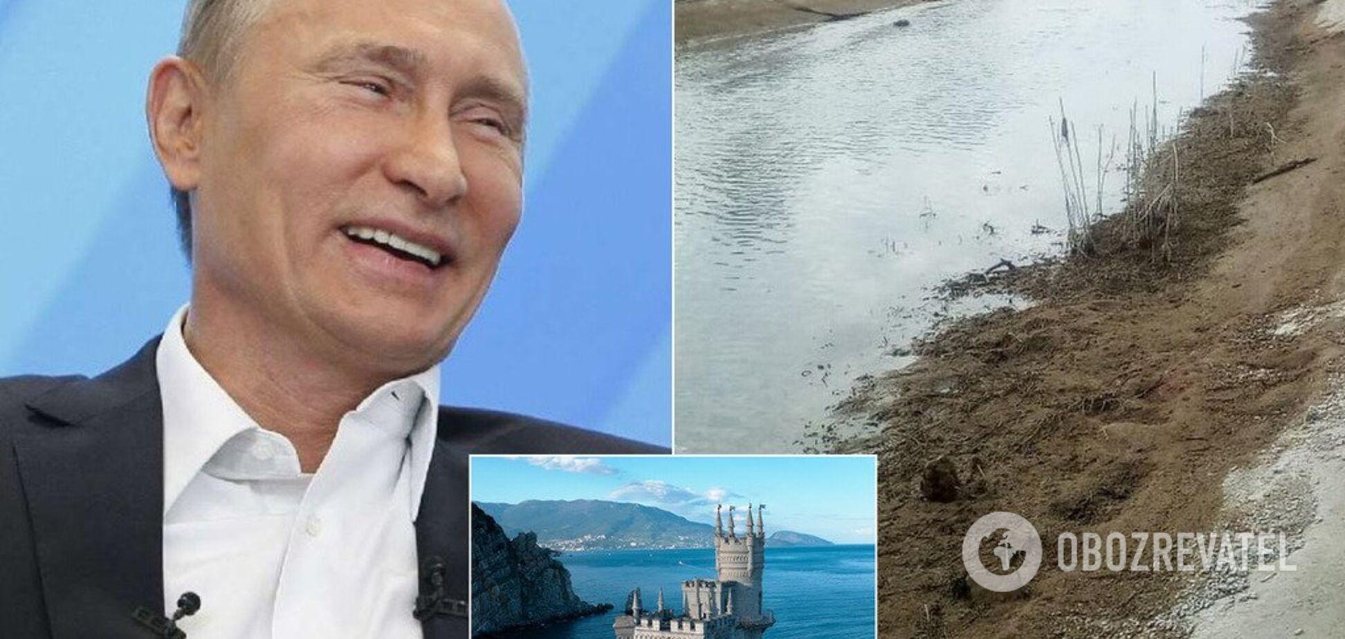 Росія підтримала ідею депутата 'Слуги народу' щодо продажу води у Крим