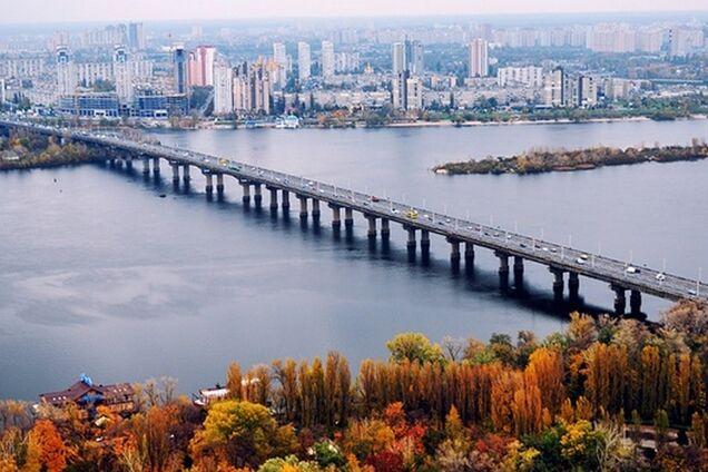 Міст Патона у Києві
