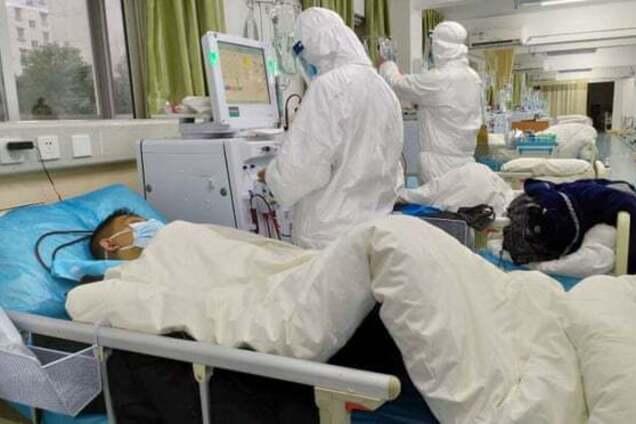 Количество жертв коронавируса из Китая резко возросло