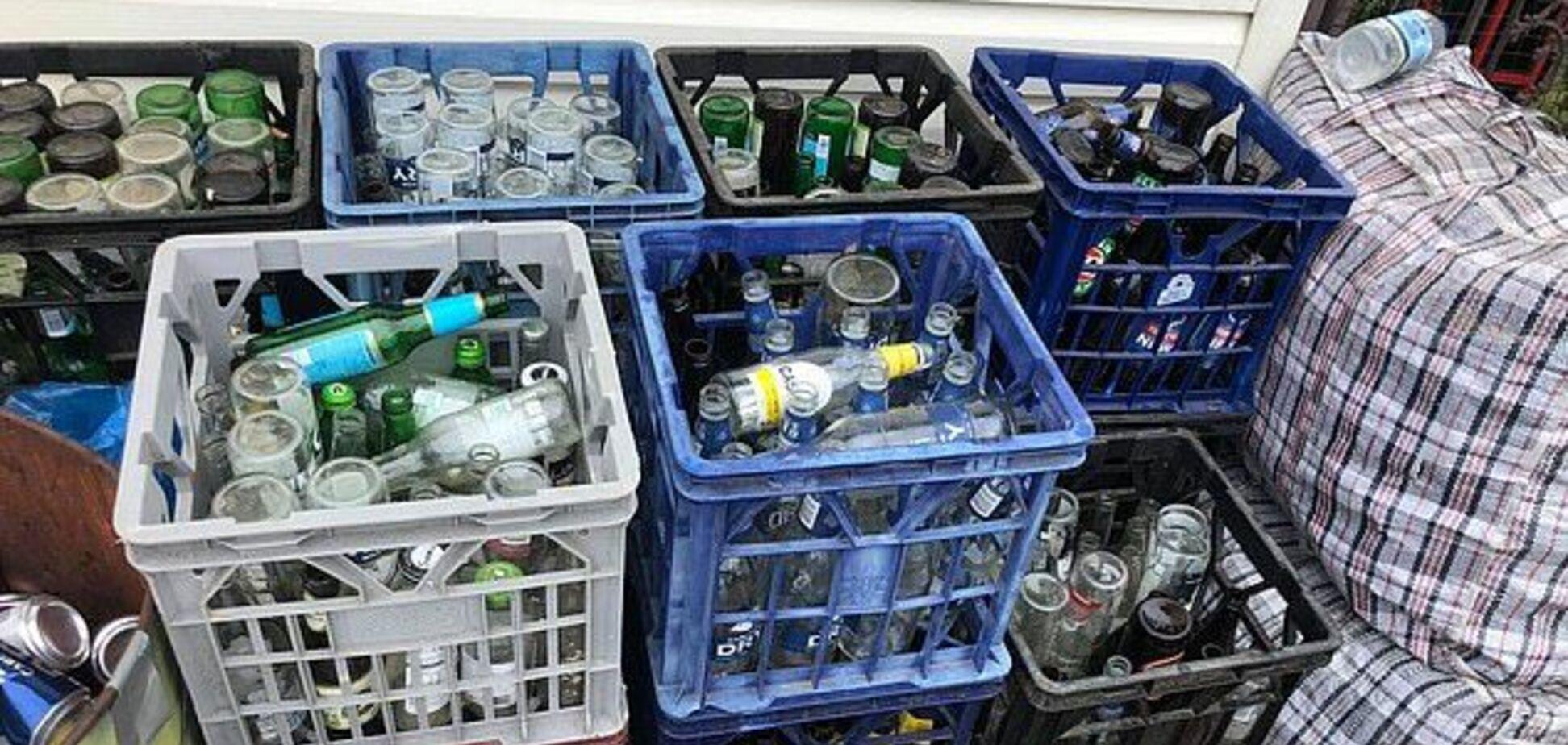 Собирали бутылки: пара из Автралии заработала тысячи долларов на свадьбу