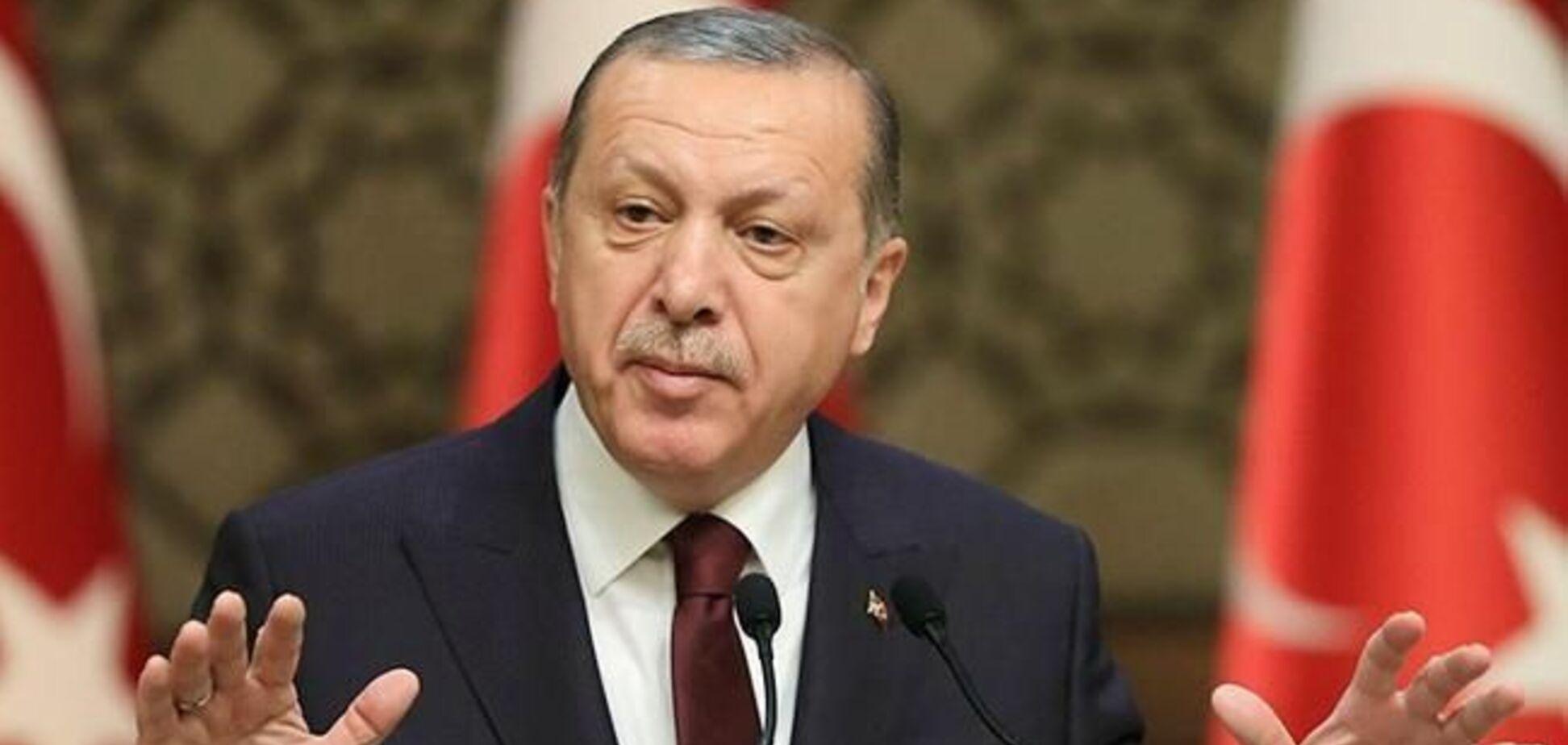 Путинские патриоты кричат, что Эрдоган – фашист