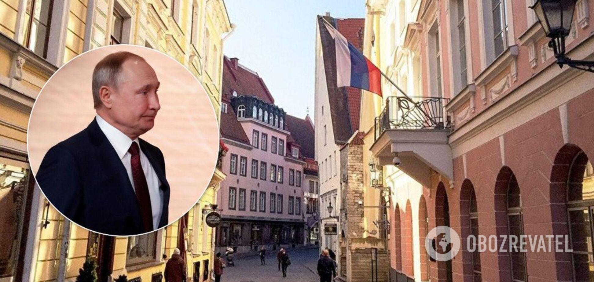 Естонія має право вимагати у РФ території – історик