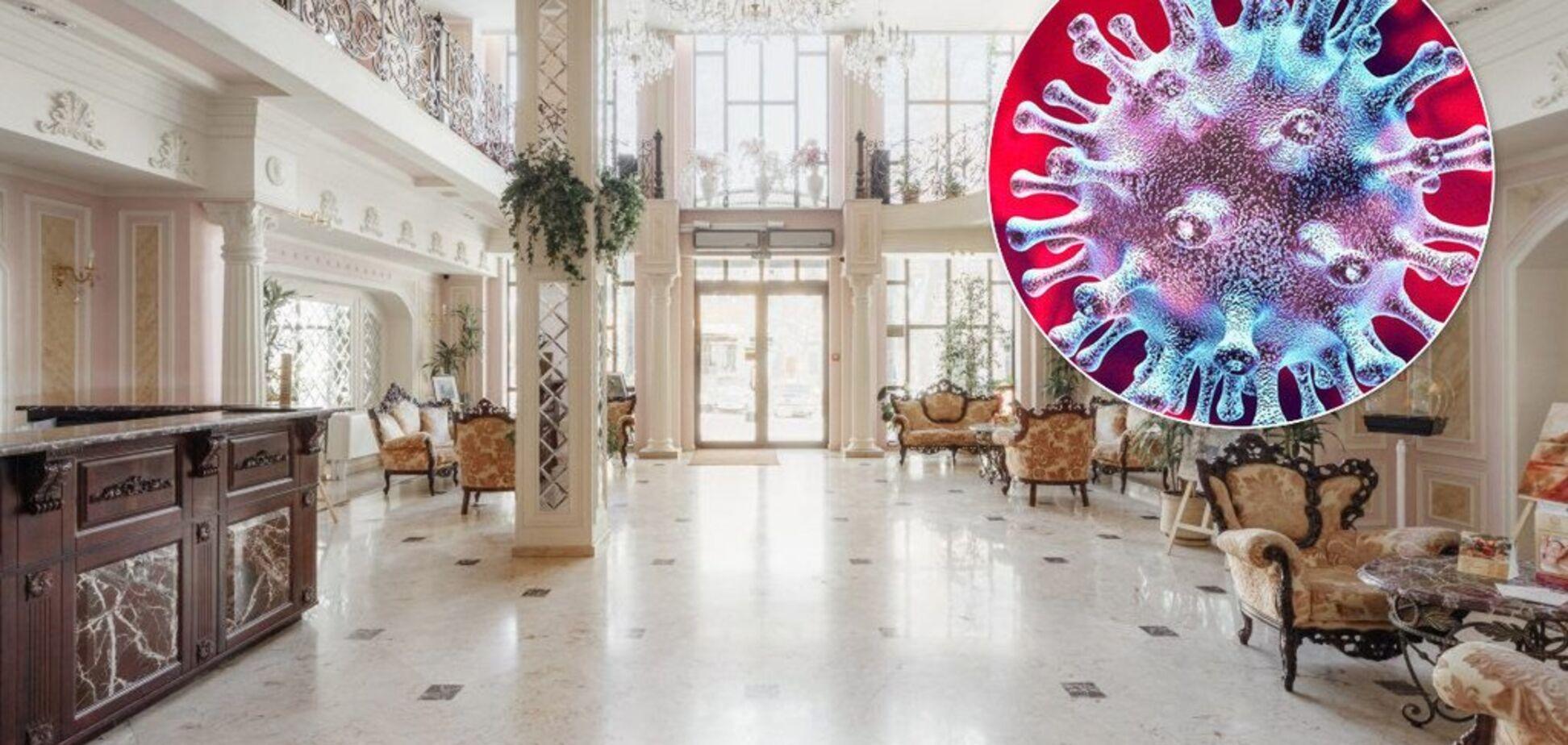 Бояться коронавірусу: в Одесі в готелі заборонили здавати номери китайцям