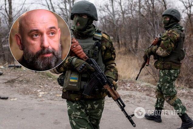 Военные в Украине