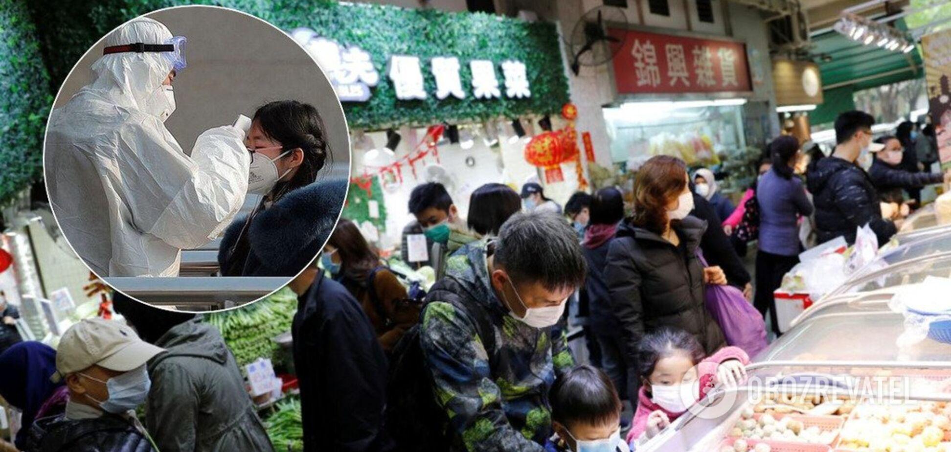 Спустошують магазини: у Гонконзі спалахнула паніка через коронавірус