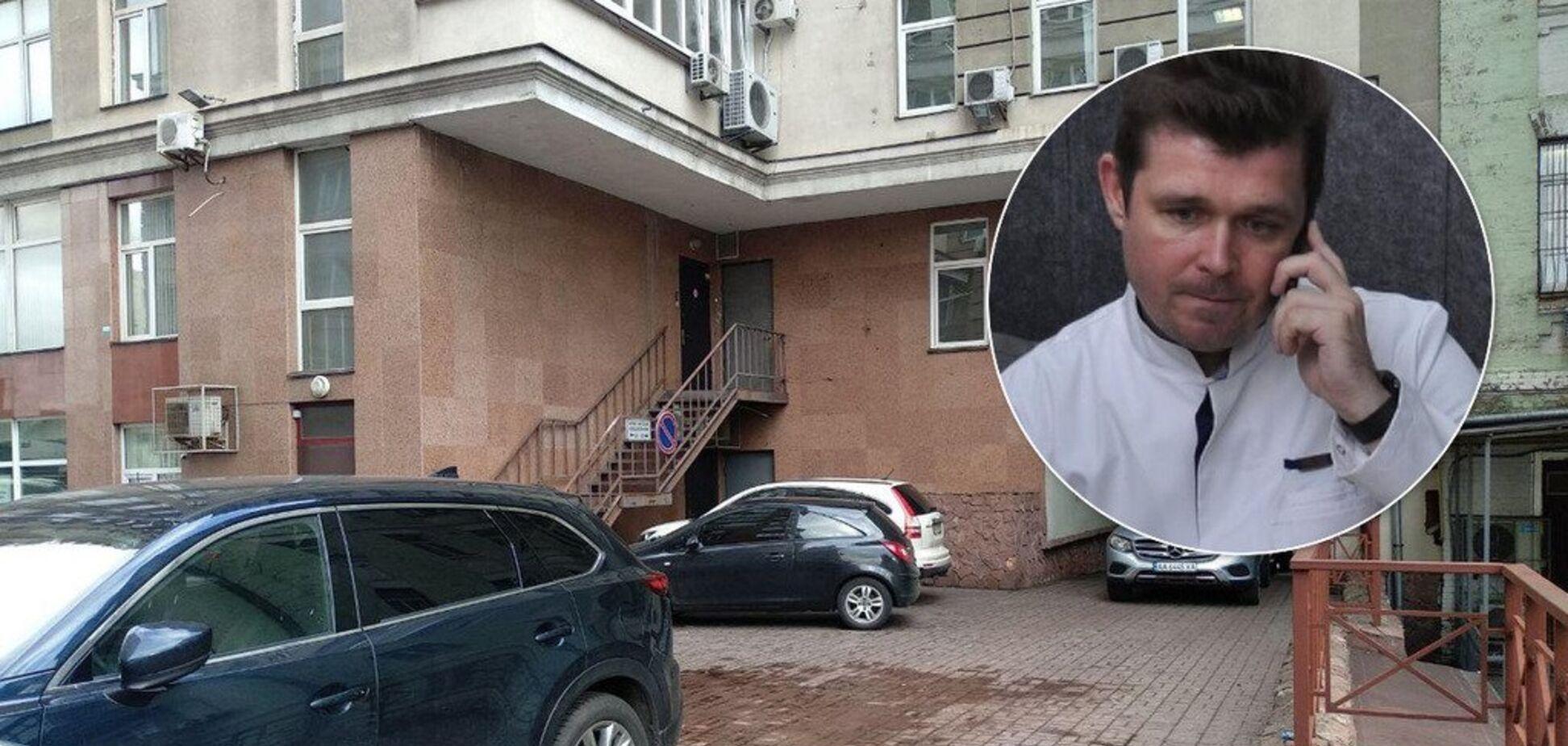 вбивство лікар Андрій Сотник