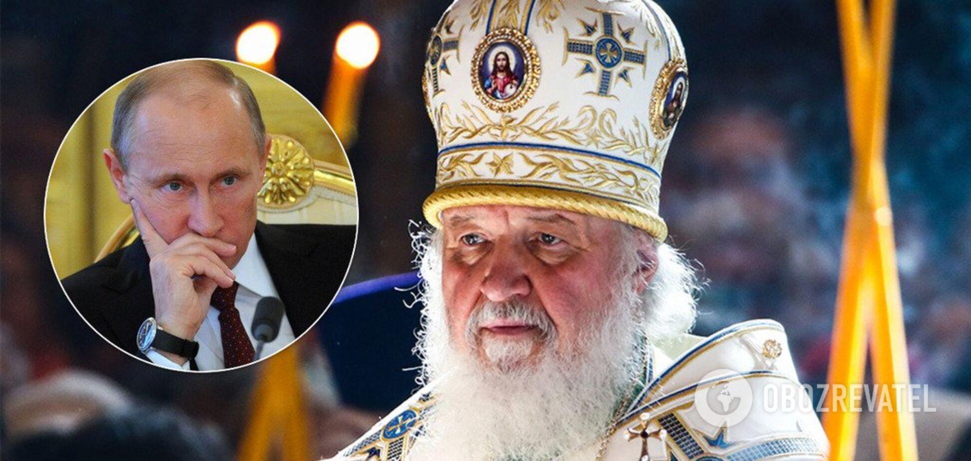 'Путин не верит в скрепу Кирилла': религиовед сказал о драме в РПЦ