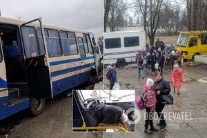 Дітей врятувало диво: на Дніпропетровщині водій шкільного автобуса помер під час рейсу. Фото і відео