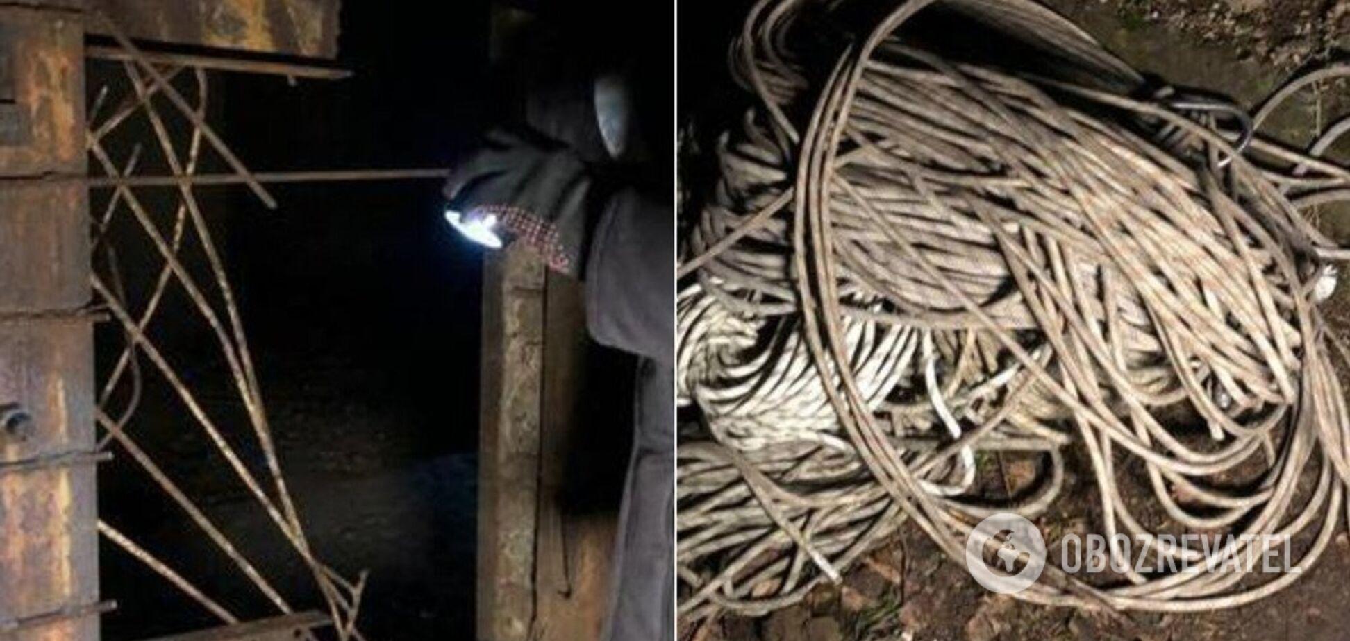 В Кривом Роге экстремалы сорвались в 500-метровую шахту: фото и подробности ЧП