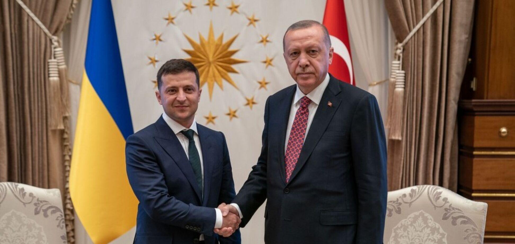 Зеленский и Эрдоган провели успешные переговоры