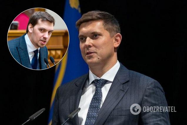 """Глава Одесской ОГА оконфузился """"кражей"""" у Гончарука"""