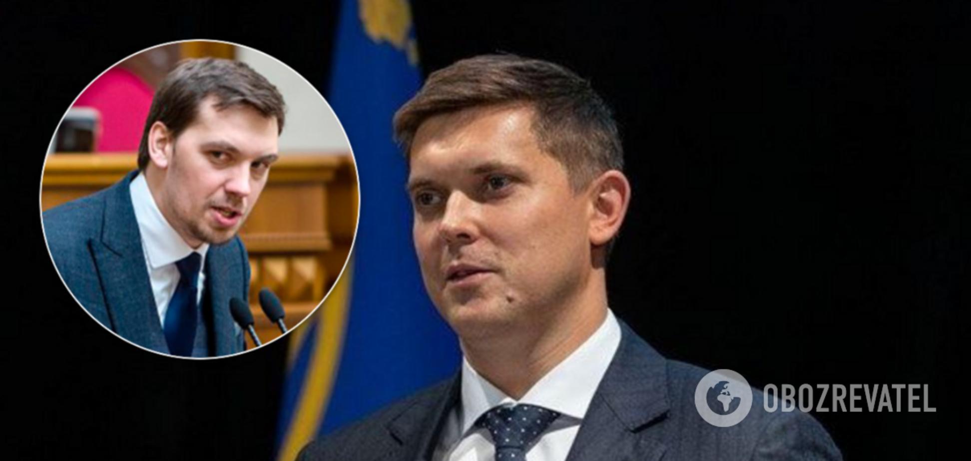 Глава Одесской ОГА оконфузился 'кражей' у Гончарука