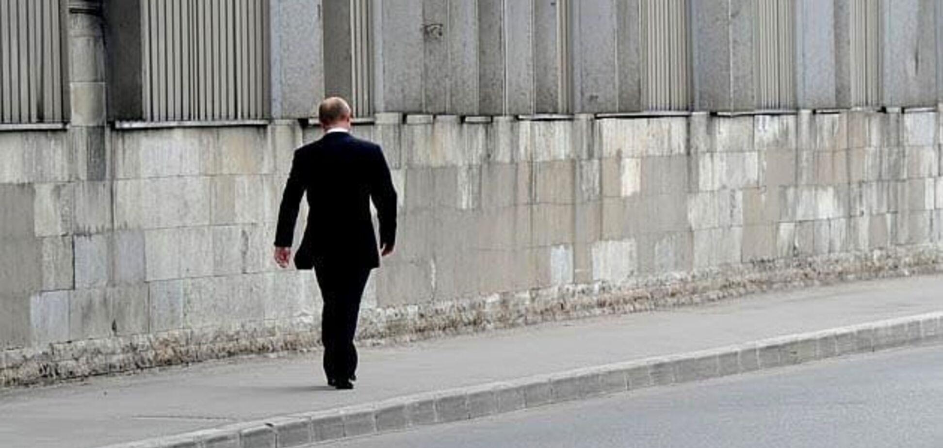 Путин определился со своими планами, он уходит