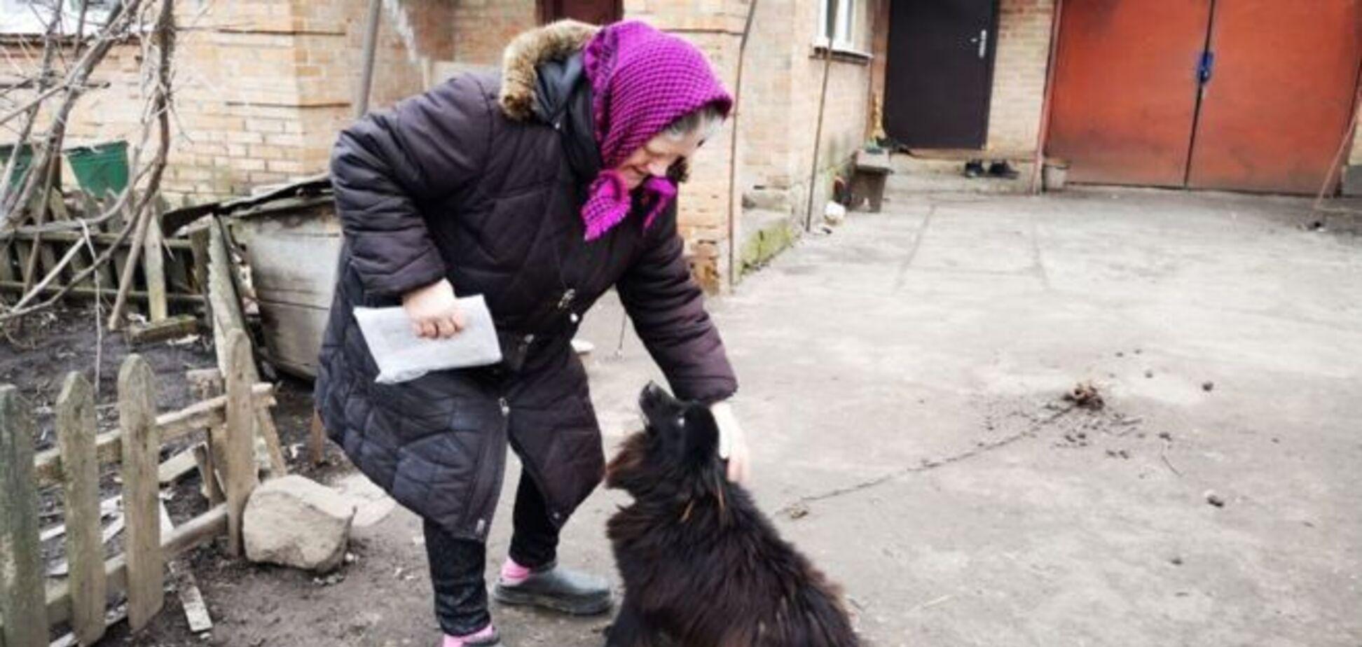 Пенсіонерка показала Брагару 'елітного' собаку