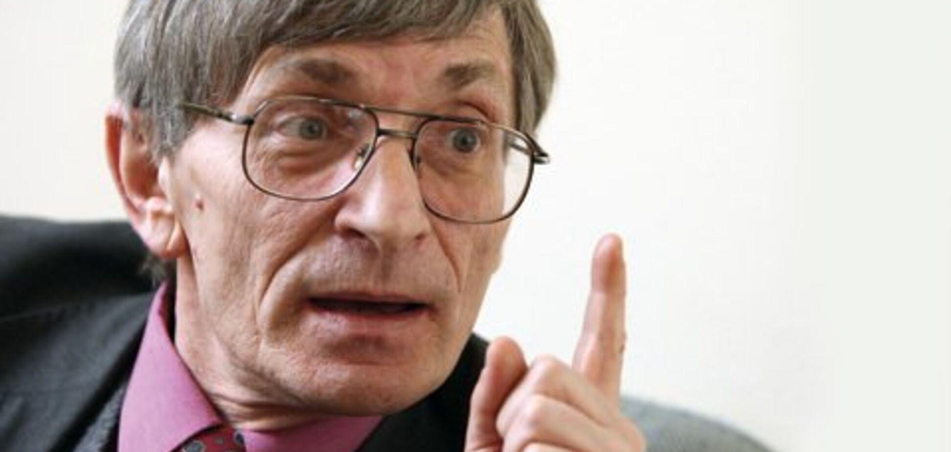 'Я о ней тоже не слышал': Головаха ответил 'слуге народа', которая обозвала его 'совком'