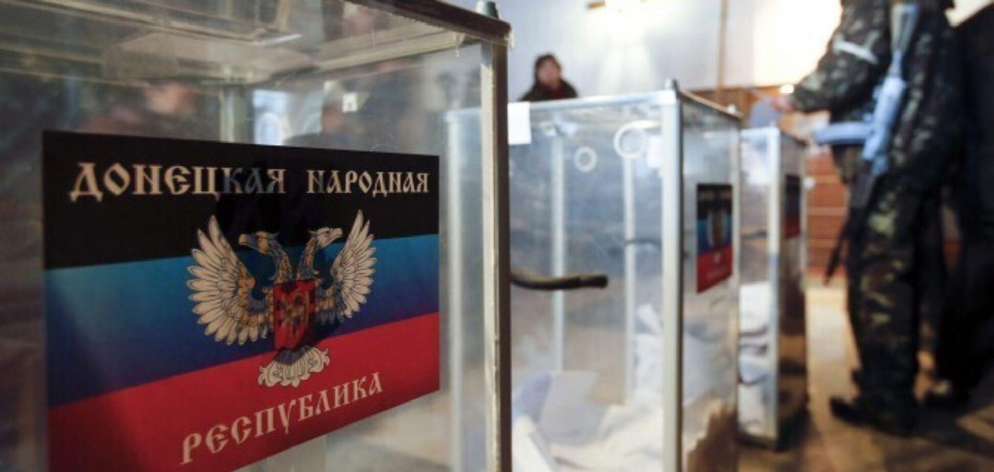 Названо реальні терміни проведення виборів на Донбасі