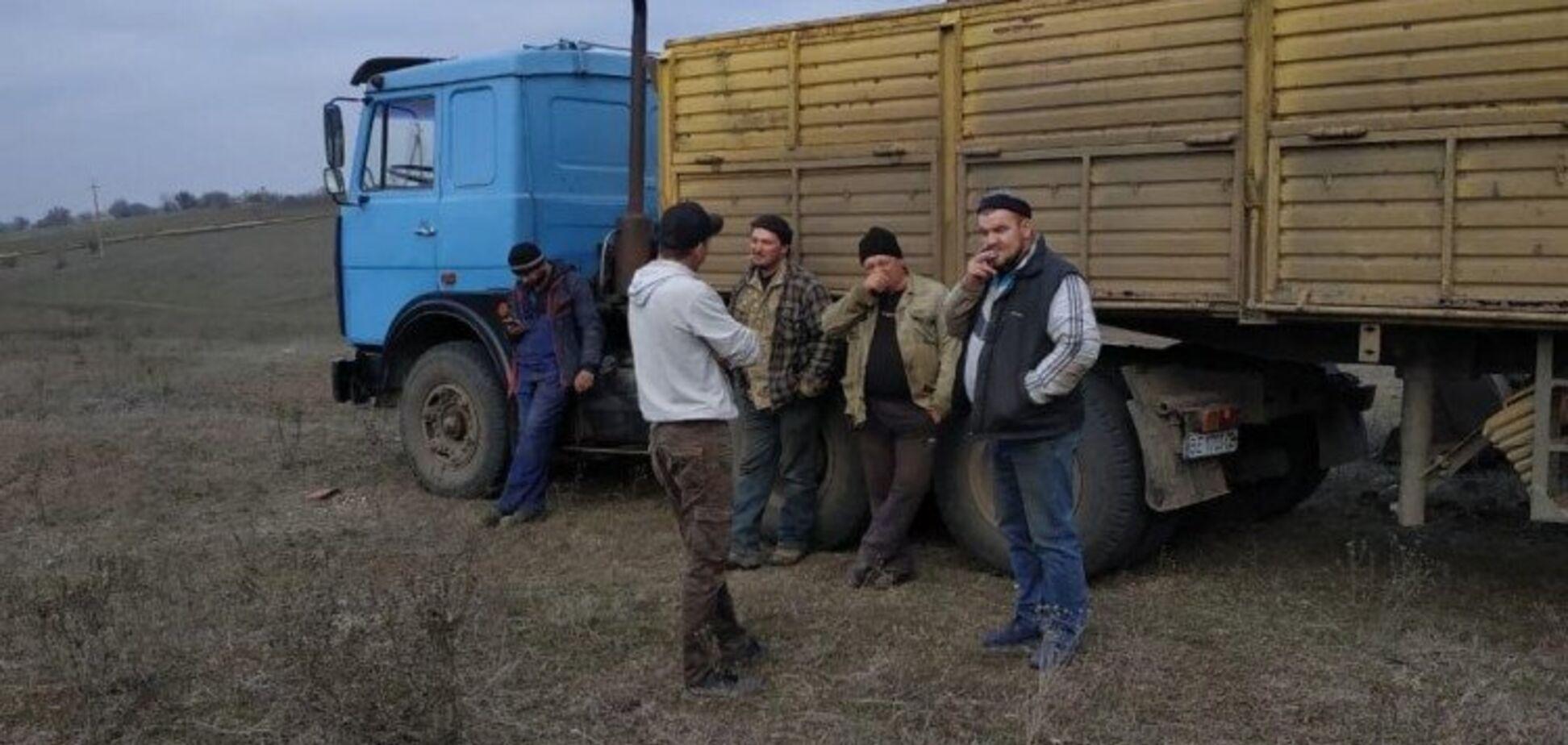 Глава сельсовета сдал водопровод на металлолом. Источник: Думская
