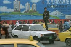 ЗАЗ Таврия на съемках фильма в Китае: опубликован уникальный кадр
