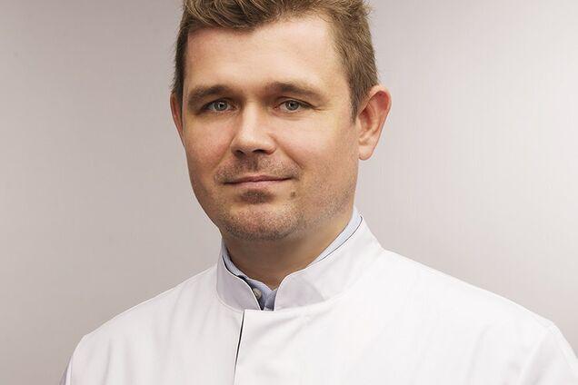 Пластический хирург Андрей Сотник